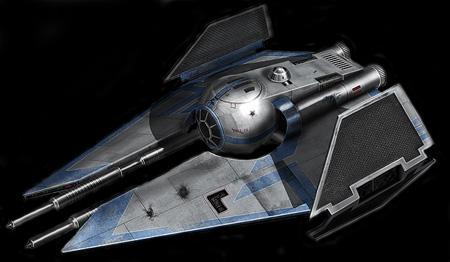 Starfighters ETA-5